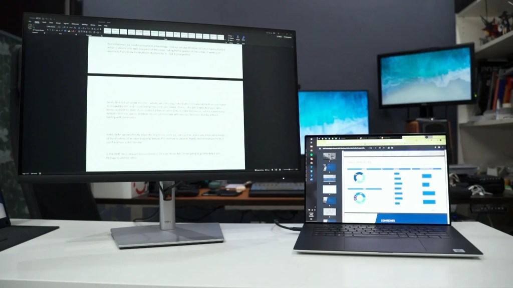 Dell P2721Q monitor