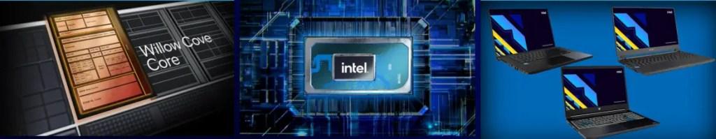 11th Gen Intel CPU Tiger Lake H