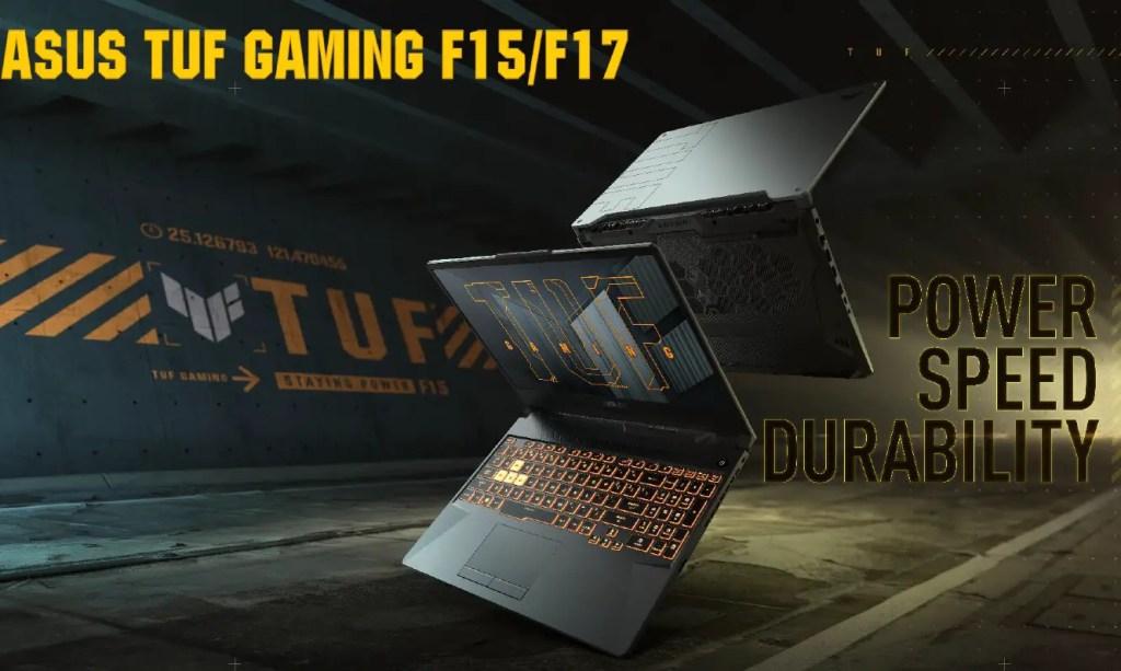 ASUS TUF Gaming F15 F17