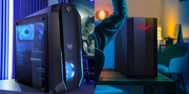 Acer Predator Nitro Gaming Gear 2021