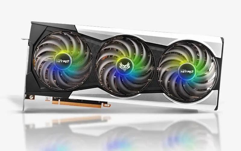 SAPPHIRE Nitro+ AMD Radeon RX 6900 XT SE 1