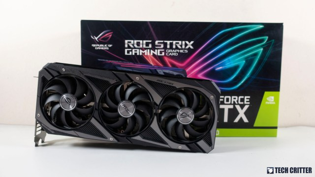 ASUS ROG Strix RTX3060 1
