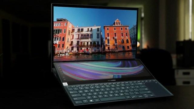 ASUS ZenBook Pro Duo 15 OLED