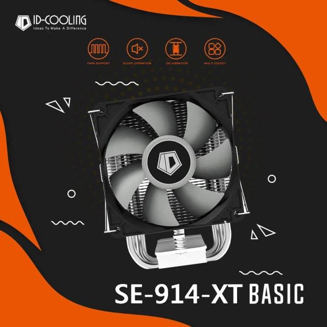 ID Cooling SE 914 Basic