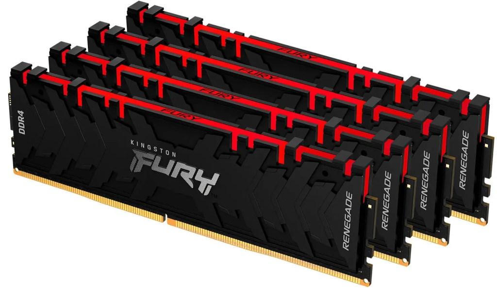 Kingston FURY Renegade DDR4 RGB