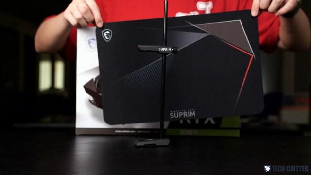 MSI RTX 3080 Ti Suprim X 18