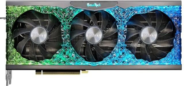 Palit GeForce RTX 3080 Ti GameRock