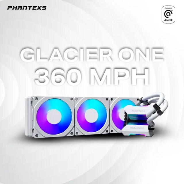 Phanteks Glacier One 360 MPH