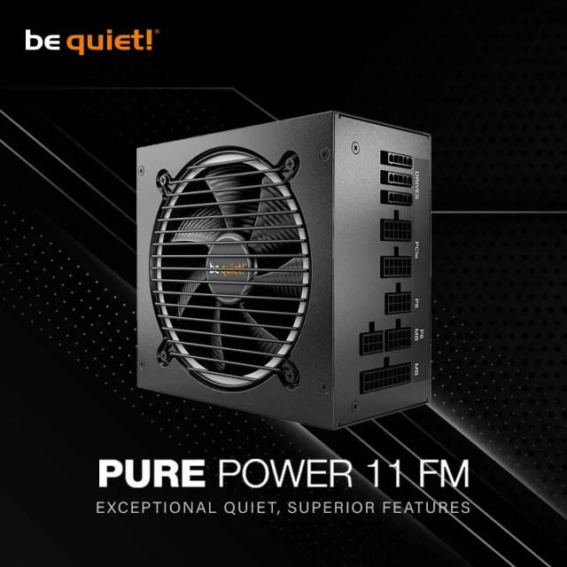 be quiet Pure Power 11 FM