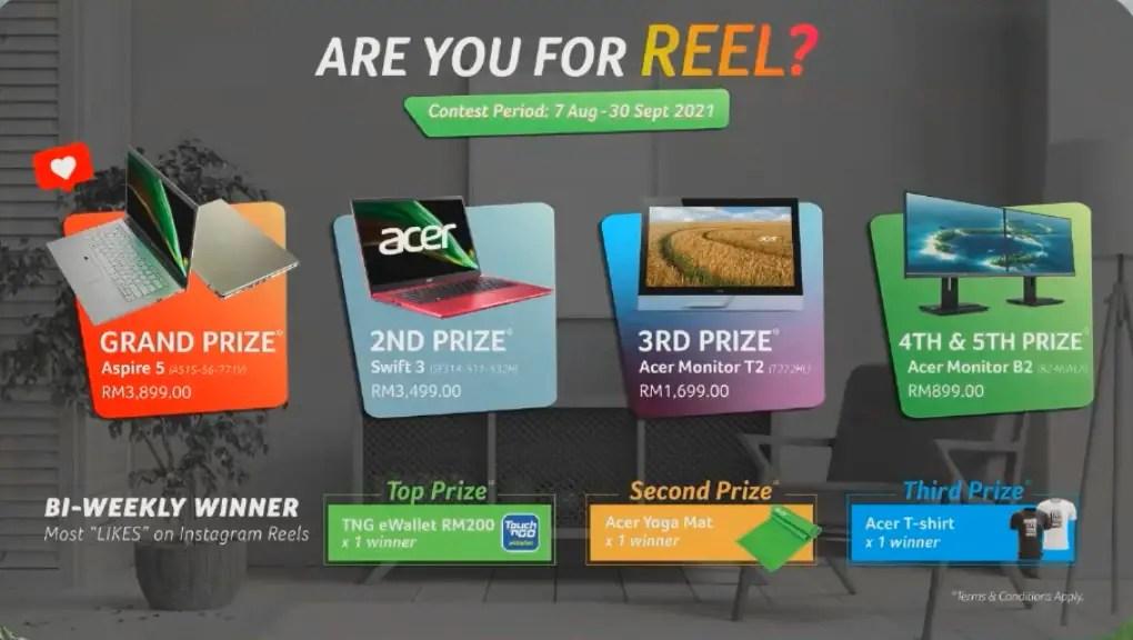 AcerLiveYourWorld Challenge