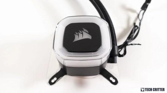 Corsair H100 RGB 8