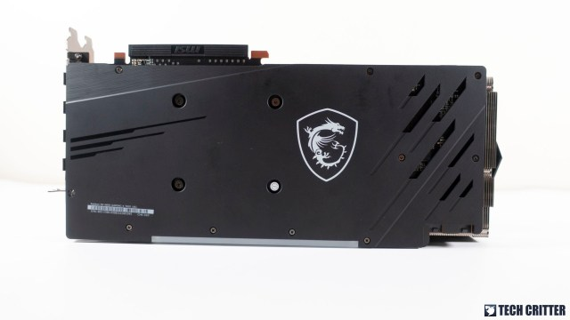 MSI Radeon RX 6800 GAMING X TRIO 16G 13