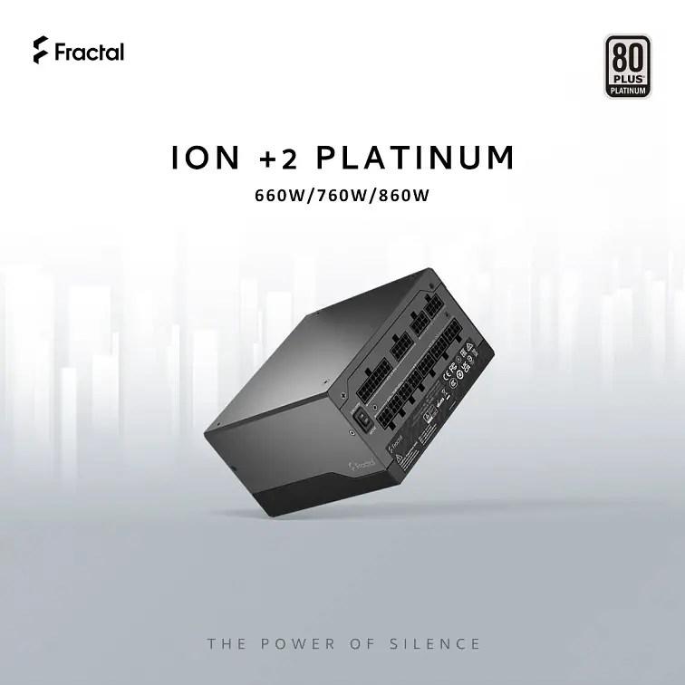 Fractal Design ION 2 Platinum