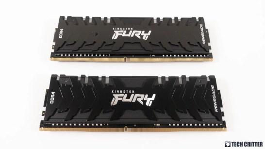 Kingston FURY Renegade RGB DDR4 Memory 3