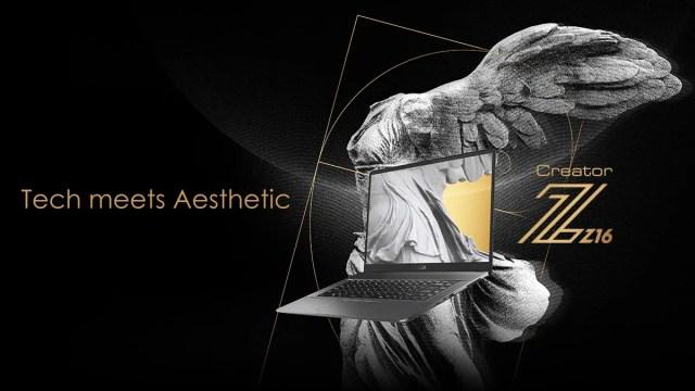 MSI Creator Z16 Featured