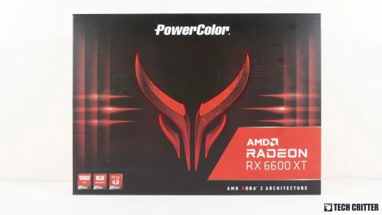 PowerColor Red Devil RX 6600 XT