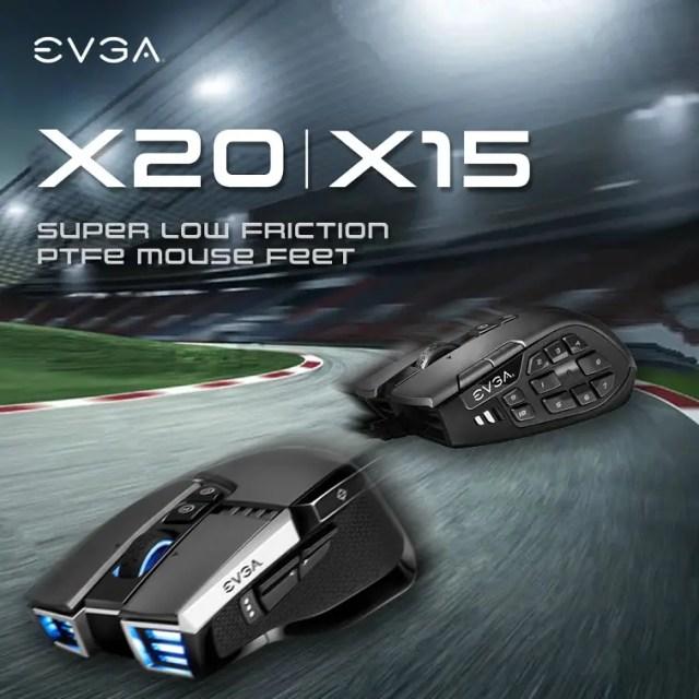 EVGA X15 X25