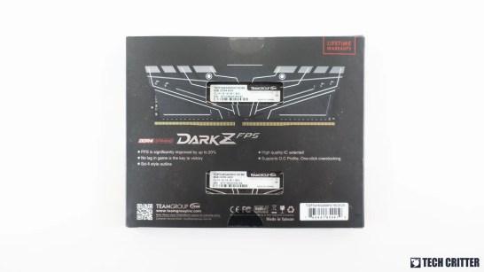 Teamgroup Dark Z FPS 2
