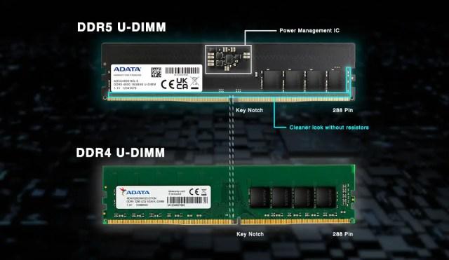 ADATA DDR5 RAM Featured
