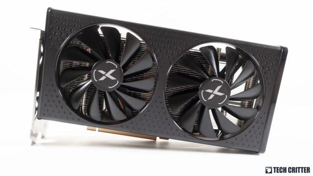 XFX Speedster SWFT 210 Radeon RX 6600 4