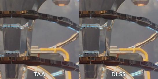 3DMark NVIDIA DLSS feature test comparison (4)