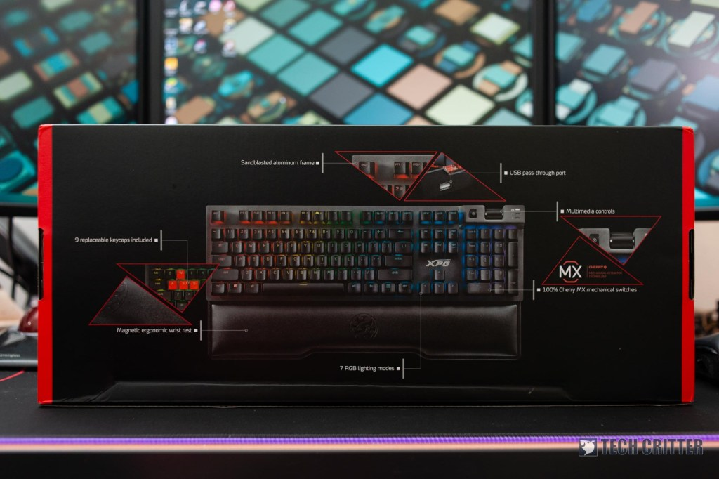 Review - ADATA XPG SUMMONER RGB Gaming Keyboard 32