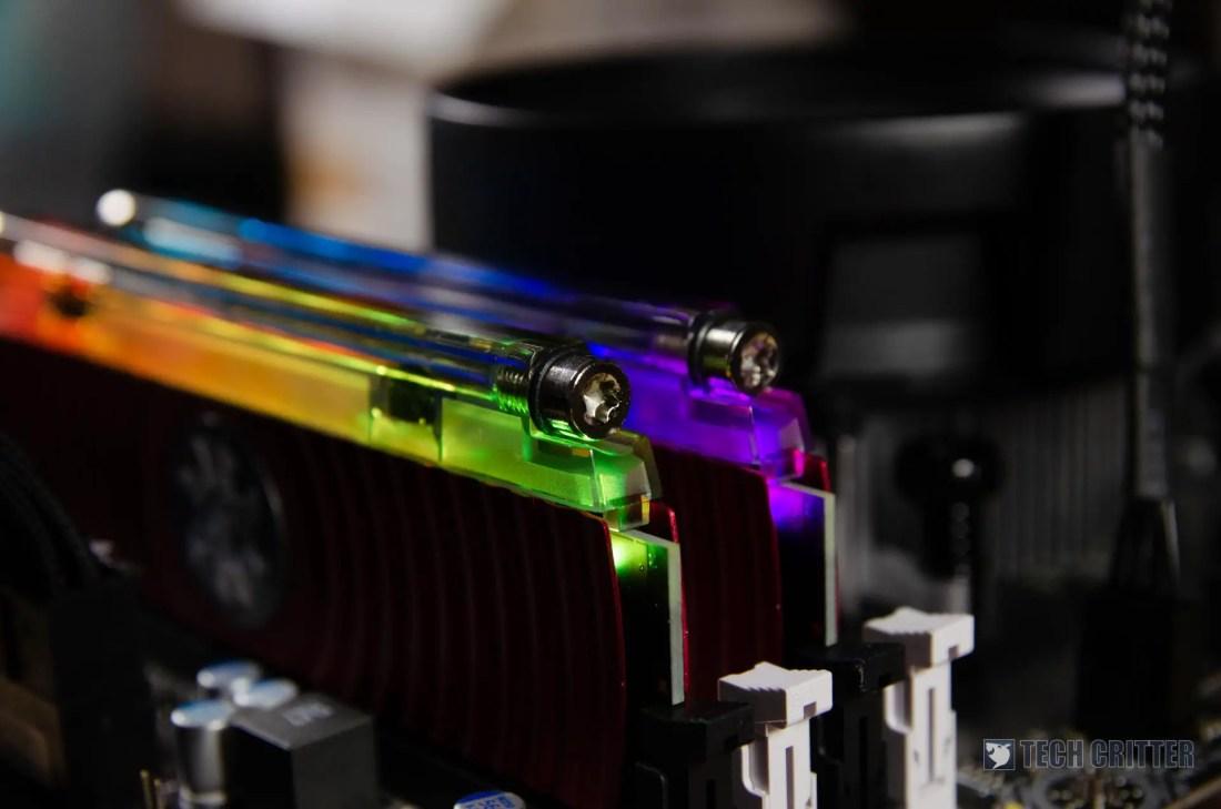ADATA XPG Spectrix D80 AMD Ryzen 3000