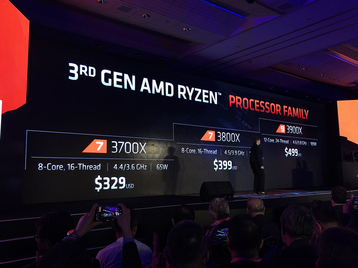 Leaked benchmark shows AMD R5 3600 matches Intel i7-9700K