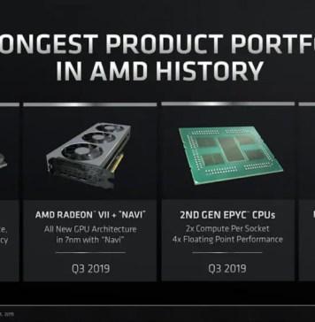 AMD Ryzen 3000 launch Q3 2019