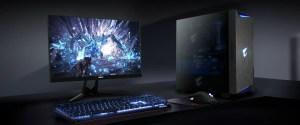 AORUS C300 Glass Featured