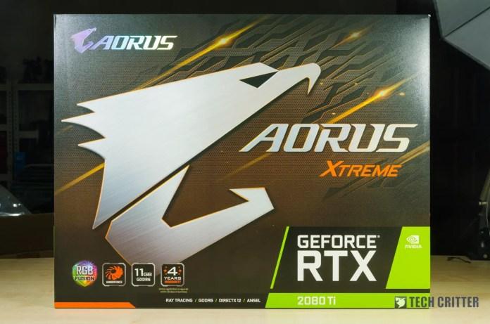Review: AORUS GeForce RTX 2080 Ti XTREME 11G