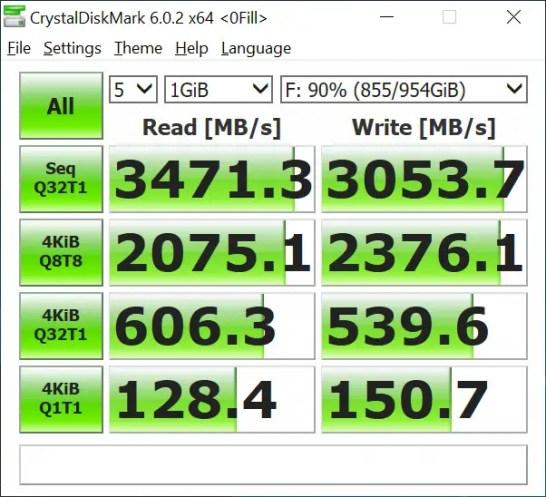 AORUS RGB AIC NVMe SSD Crystal DiskMark 0 Fill (2)