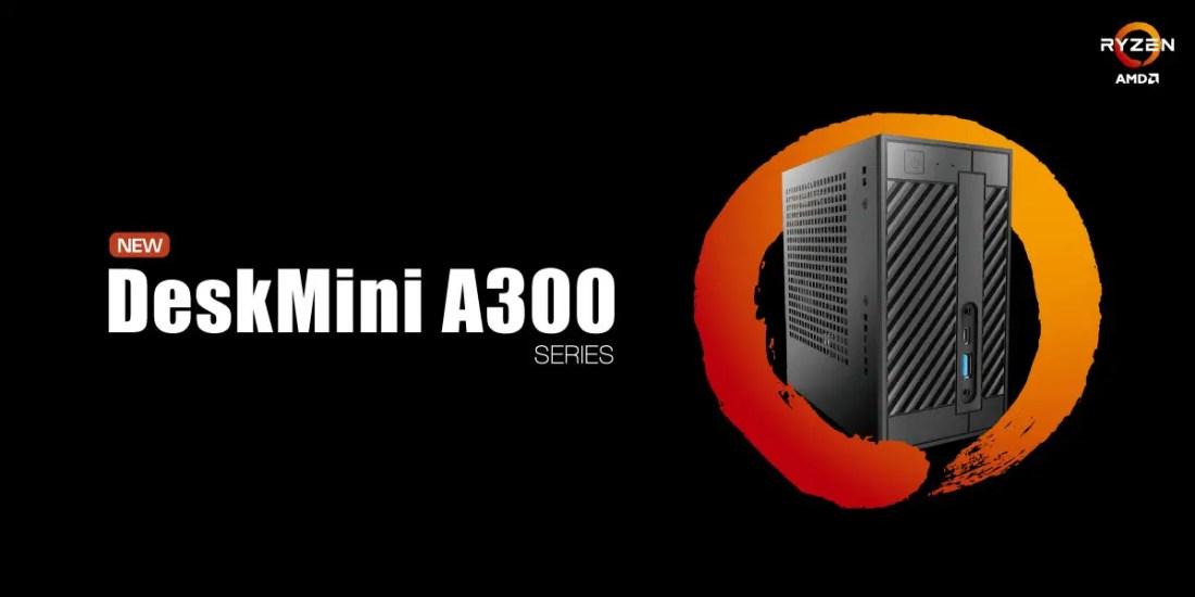 ASRock DeskMini A300 Series CES 2019