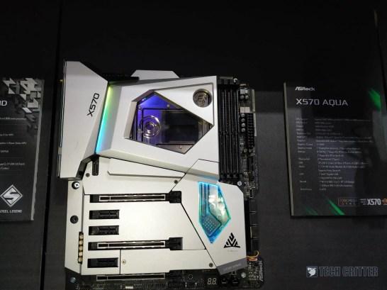 ASRock X570 Motherboards - 01