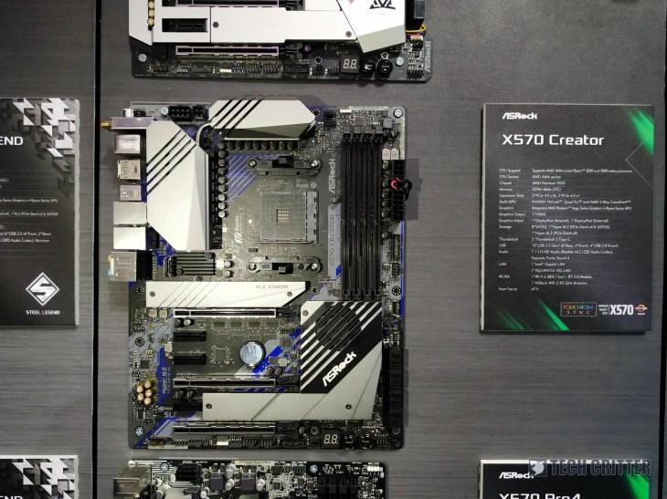 ASRock X570 Motherboards - 03