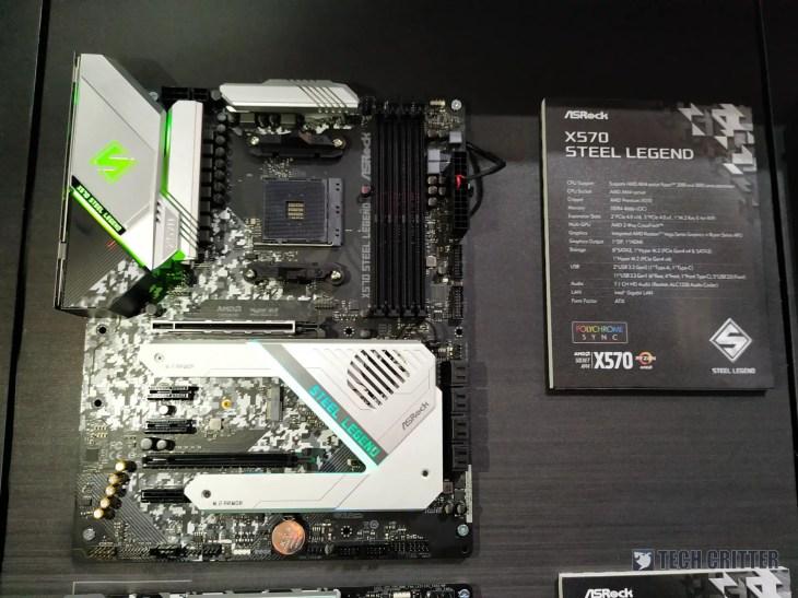 ASRock X570 Motherboards - 08