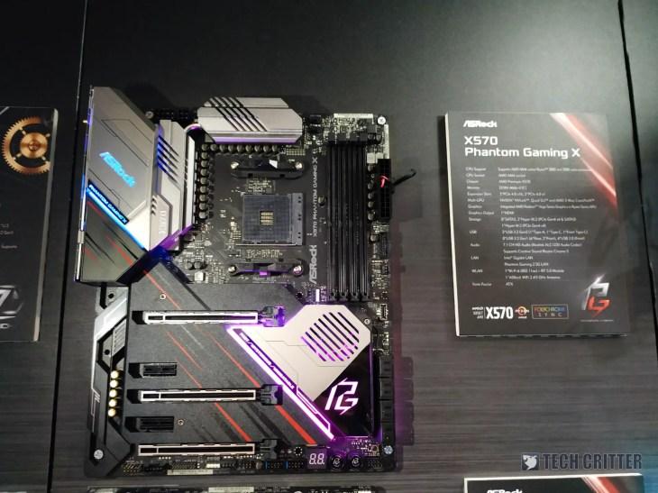 ASRock X570 Motherboards - 12