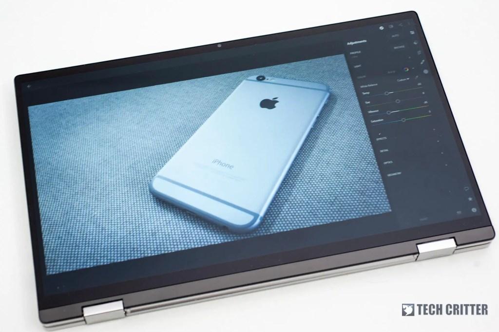 Review - ASUS Chromebook Flip C434T 16