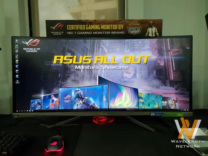 ASUS Showcases Latest Monitors