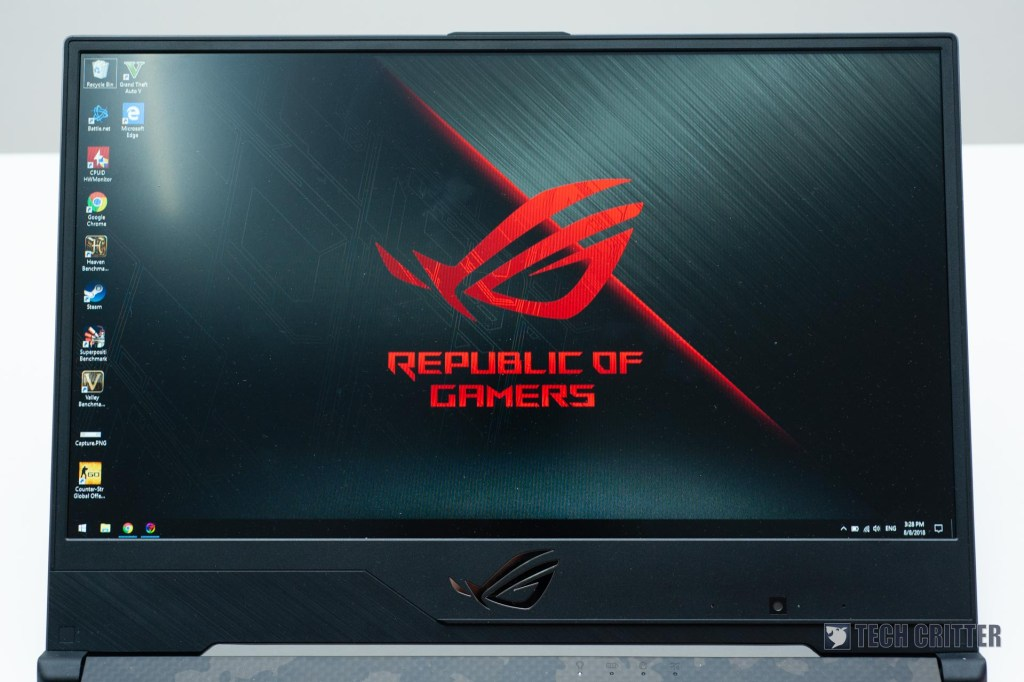 Review: ASUS ROG Strix SCAR II GL504VS Gaming Notebook 7
