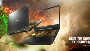 Review - ASUS TUF Gaming FX505D (Ryzen 7 3750H, GTX 1660 Ti, 8GB