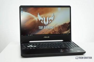 ASUS TUF Gaming FX505D - 01