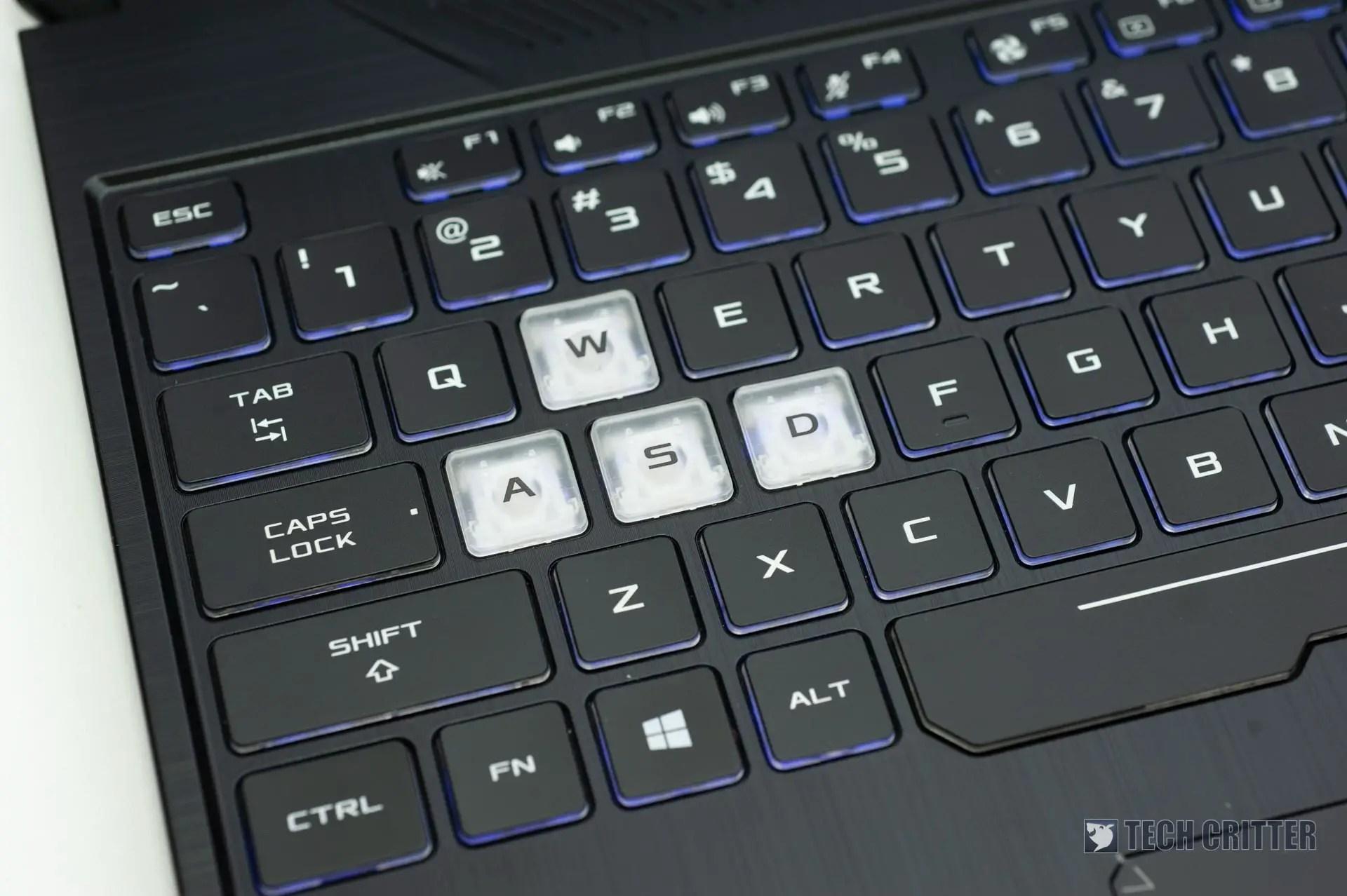 Review - ASUS TUF Gaming FX505D (Ryzen 7 3750H, GTX 1660 Ti