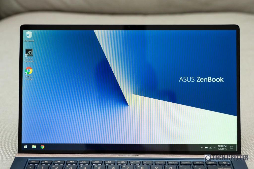 Review - ASUS ZenBook 13 UX333F (i5-8265U, 8GB, 512GB, MX150) 2