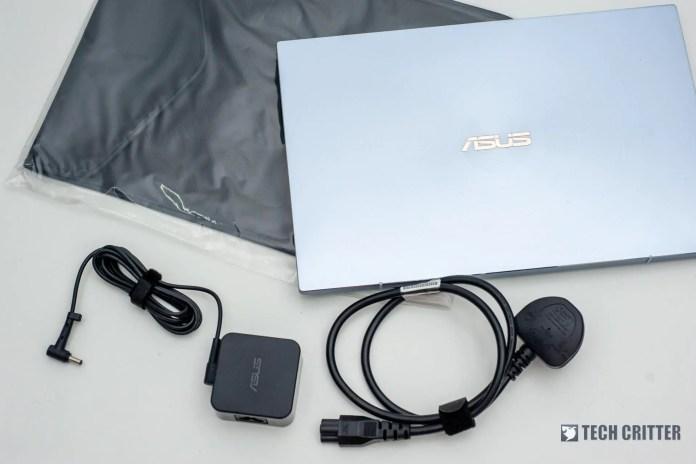 Review - ASUS ZenBook 14 UM431D (R5-3500U, Radeon Vega 8, 8GB DDR4-2400, 512GB PCIe Gen3x2) 1