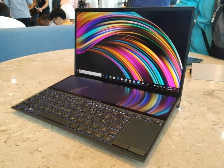 ASUS ZenBook Duo - 01