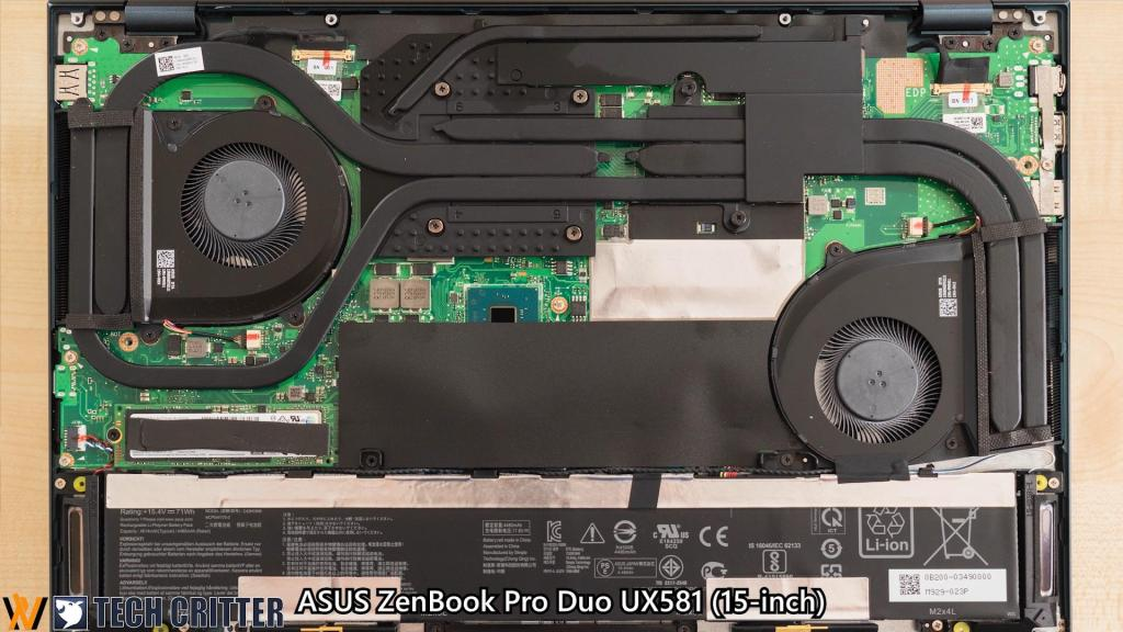 Review - ASUS ZenBook Pro Duo UX581G (i7-9750H, RTX 2060, 32GB DDR4, 1TB NVMe PCIe 3.0 x4) 20