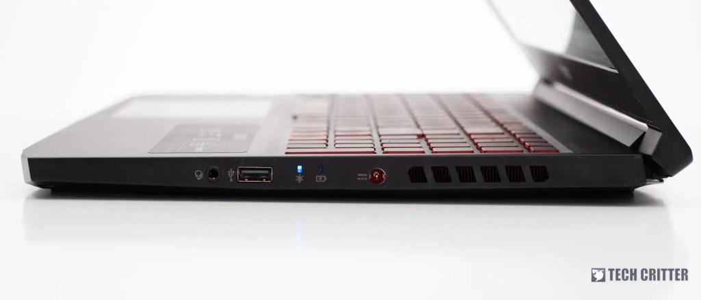 Review - Acer Nitro 7 (i7-9750H, GTX 1660 Ti, 8GB DDR4, 256GB NVMe SSD) 22