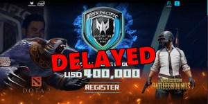 Asia Pacific Predator League 2020 postponed