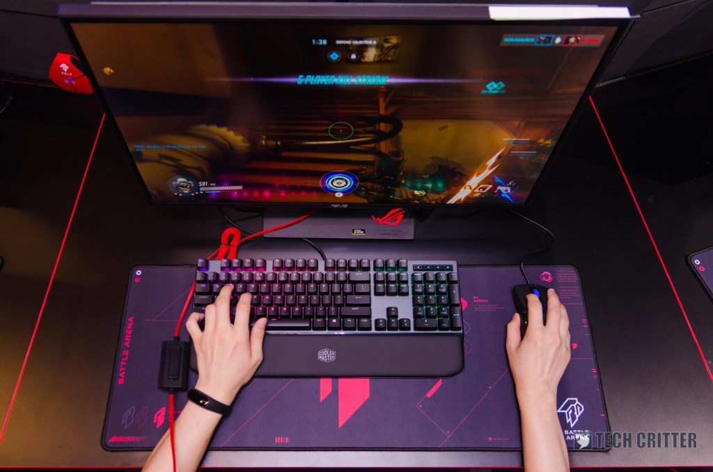 Battle Arena Cooler Master Gaming Gear